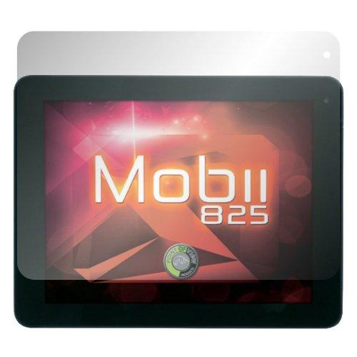 Slabo 2 x Bildschirmschutzfolie Point of View Mobii 825 Bildschirmschutz Schutzfolie Folie Crystal Clear unsichtbar MADE IN GERMANY