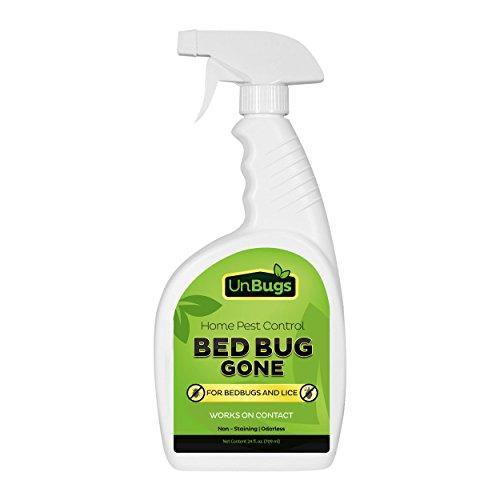 UnBugs Bed Bug Spray Killer, Pest Control Treatment