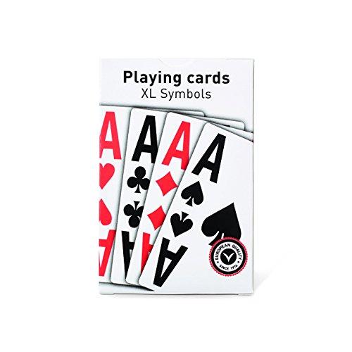 Vitility 70410060 Spielkarten