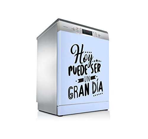 setecientosgramos Vinilo Lavavajillas | Stickers Dishwasher | Pegatina Lavavajillas | Gran día