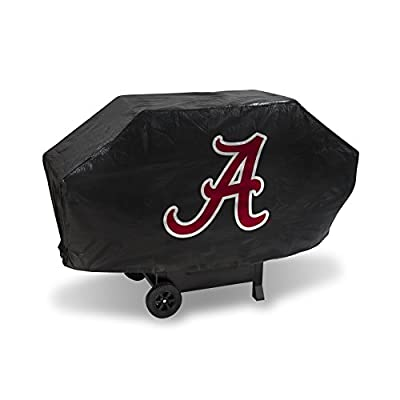 Rico Industries NCAA Vinyl Padded Deluxe Grill Cover