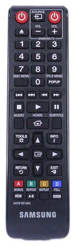 Samsung TM1241 AK59–00149 A AK5900149 A Fernbedienung für Samsung Blu-ray Home Cinema System
