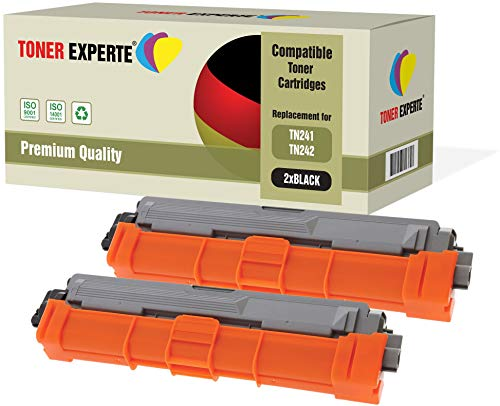 2er Pack TONER EXPERTE® Schwarz Premium Toner kompatibel für Brother DCP-9015CDW, DCP-9017CDW, DCP-9022CDW, HL-3142CW, HL-3152CDW, HL-3172CDW, MFC-9142CDN, MFC-9332CDW