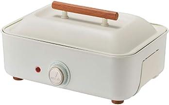XDXDO Barbecuevoedsel voor het huishouden, multifunctioneel, elektrische grill, verbeterde antiaanbaklaag en warme broodro...