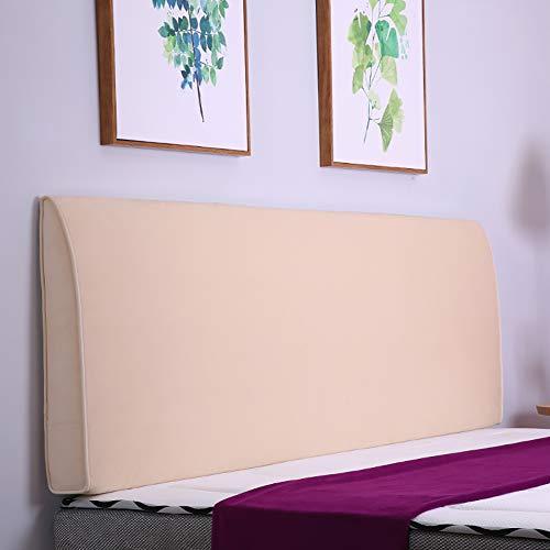 Read About YZJJ Bedside Cushion - Soft Bag, Filled Headboard Sponge Upholstery Bedside Backrest Supp...