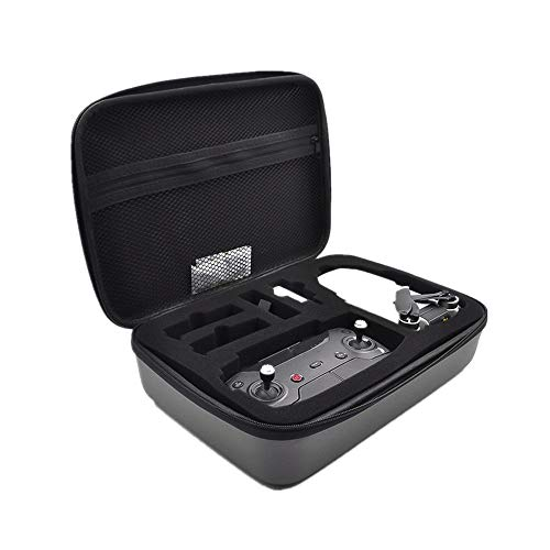 HSKB Drohne Handtasche, Tragetasche Kompatibel mit DJI Mavic Mini Drone Nylon Tragbare Drohne Rucksack wasserdichte Tasche Portable Tragekoffer (B)