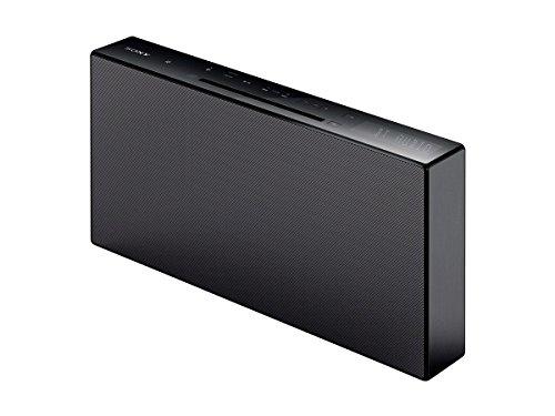 ソニー マルチコネクトコンポ CMT-X3CD : Bluetooth/FM/AM/ワイドFM対応 ブラック CMT-X3CD B