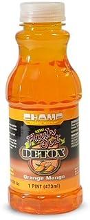 Champ Flush Out Detox Drink - Orange-mango by Champs