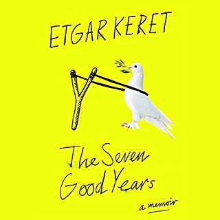 The Seven Good Years audiobook cover art