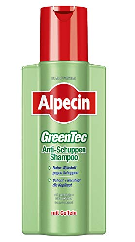 Alpecin GreenTec anti-roos shampoo, 250 ml
