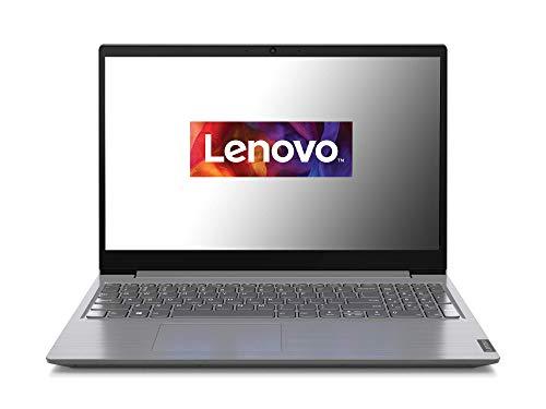 Lenovo V15-ADA Laptop 39,6cm (15,6 Zoll, 1920x1080, Full HD, entspiegelt) Notebook (AMD Athlon Silver 3050U, 8GB RAM, 512GB SSD, AMD Radeon Grafik, Windows 10 Home) grau