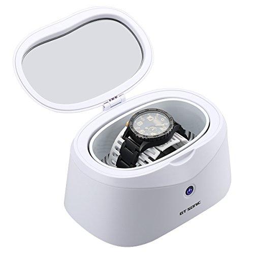 600ML Display Digitale Pulitore ad Ultrasuoni con Cesto per er Pulire Gioelli , Orologi , Occhiali , Dentiere , Dischi , Bossoli ecc