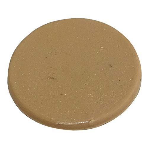 AERZETIX: 100x Tapa plástico haya para excéntrica Rastex tornillo de racor para montaje de paneles muebles C41739