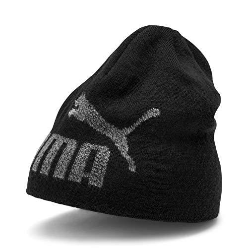 Puma Ess Logo Bonnet Puma Black/NO 1 FR : Taille Unique (Taille Fabricant : Taille Unique)