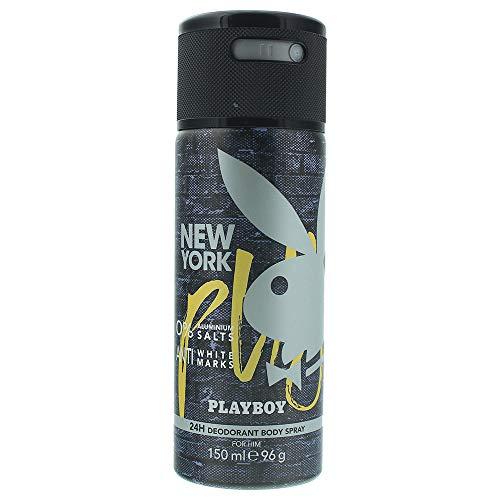 Playboy New York Him Desodorante Spray - 150 ml