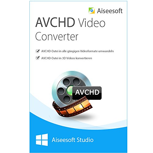 Aiseesoft AVCHD Video Converter - Windows