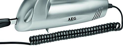 AEG 520696 EM 5669 Coltello elettrico con 2 Lame 180 Watt, Argento