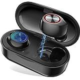 Airpods Schutzhülle Hülle Kompatibel mit Apple AirPods 2 & 1, 360 Grad Schutzhülle, Hochwertiges...