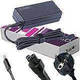 Cargador Adaptador para ASUS Zenbook 3 ux390ua 65W 3A Conector Tipo USB C - JUANIO -