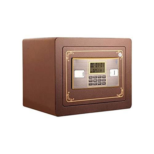 XHMCDZ Servicio de Caja Fuerte de Seguridad Digital-electrónicos, Extra Grande, de Acero, Teclado, Manual de Dinero Override Keys-Protect, Joyas, pasaportes for casa o Negocio