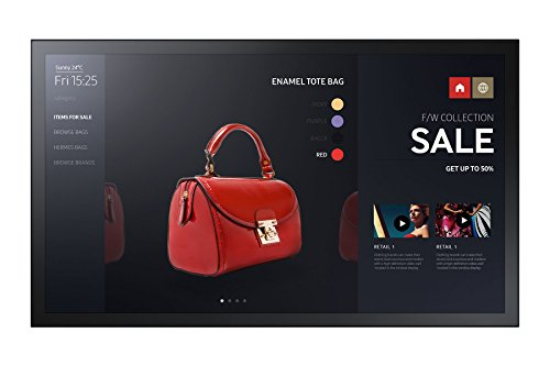 "Preisvergleich Produktbild 'Samsung pm32 F-BC Digital Signage Flat Panel 32 ""LED Full HD schwarz Nachrichten-Displays (81, 3 cm (32),  LED,  1920 x 1080 Pixel,  300 cd / m²,  Full HD,  8 ms)"