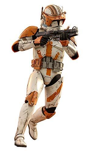 Figura Comandante Cody 30 cm. Star Wars: Episodio III. Masterpiece Escala 1:6. Hot Toys