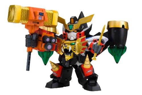 Kotobukiya - The King Of Braves GaoGaiGar figurine Model Kit D-Style Star Gao