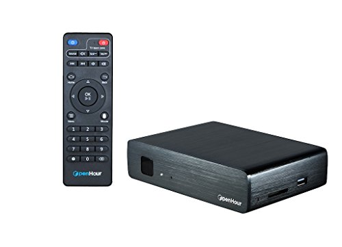 Open Hour Chameleon Home Cinema System (8GB)