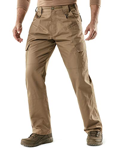 CQR Men's Tactical Pants Lightwe...