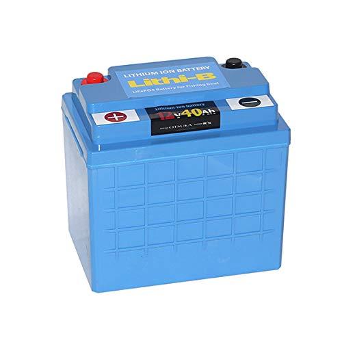 LifePO4 リチウムバッテリー リチビー(Lithi-B) 12V 40Ah