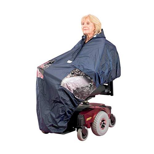 Patterson impermeable para silla de ruedas eléctrica Homecraft
