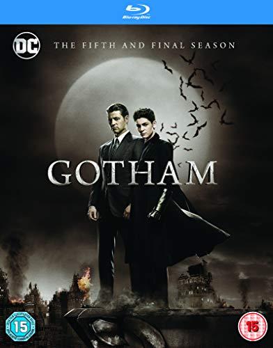 Blu-ray1 - Gotham S5 (1 BLU-RAY)