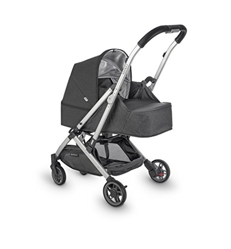 Great Price! 2018 UPPAbaby from Birth Kit - Jordan (Charcoal Melange)