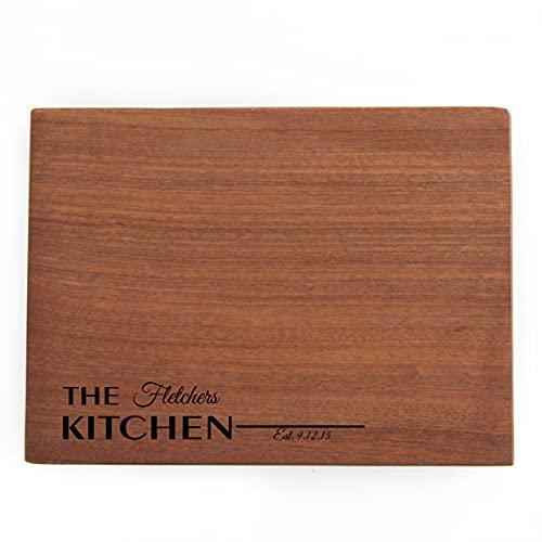 Customizable Cutting Board