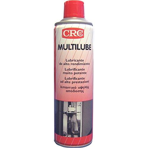 CRC–Spray Gleitmittel transparent Universalzufuhr, für allgemeine Verwendung in der Werkstatt. Bietet eine starke Haftung, tropft nicht und stark das Wasser-MULTILUBE