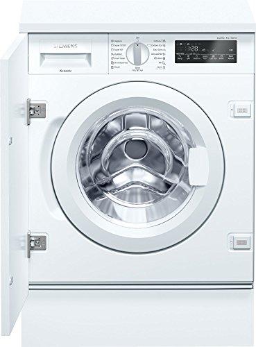 Siemens Iq700 Voorlader Wasmachine, 8Kg, 1400Rpm, Wit