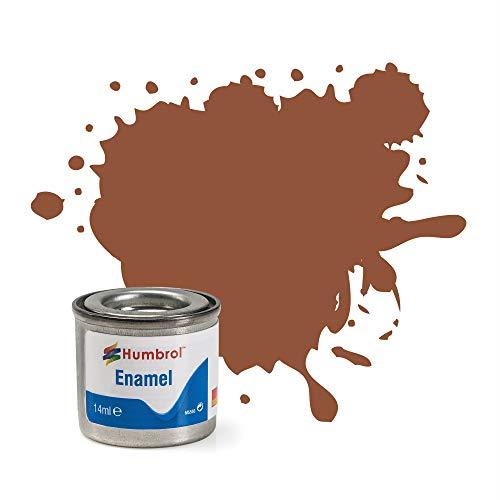 Humbrol, Emaille-Farbe, 14 ml, Nr. 70 (Ziegelrot, matt)
