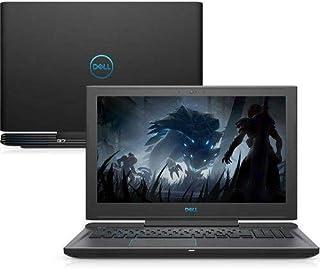 """Notebook Dell G7 15 Gaming   Tela Led 15.6"""" FHD   Cor Preto   8ª Ger. Intel Core i7   RAM 16GB   HD 1TB+256GB SSD   Placa Vídeo Nvidia GTX 1050Ti 4GB, Windows 10, G7-7588-A30P"""