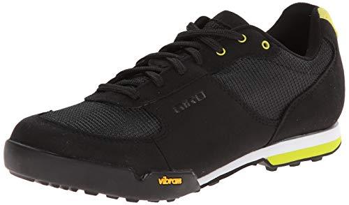 Giro Petra VR Womens Mountain Cycling Shoe − 38, Black/Wild Lime (2020)