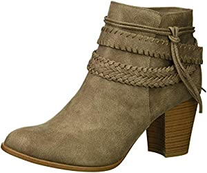 Fergalicious Women's Capital Ankle Boot from Fergalicious