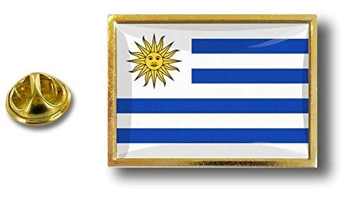 Akacha pin flaggenpin flaggen Button pins anstecker Anstecknadel sammler Uruguay