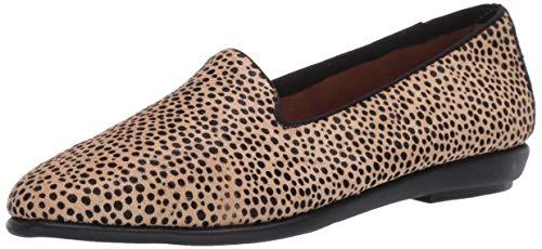 Aerosoles womens Loafer, Tan Combo, 8 US
