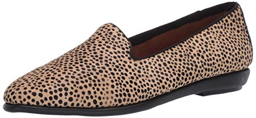 Aerosoles womens Loafer, Tan Combo, 8.5 US
