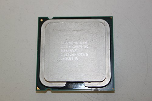 Intel Core 2 Duo E8400 Dual Core CPU 3GHz 6MB SLAPL SLB9J Sockel 775 Tray CPU