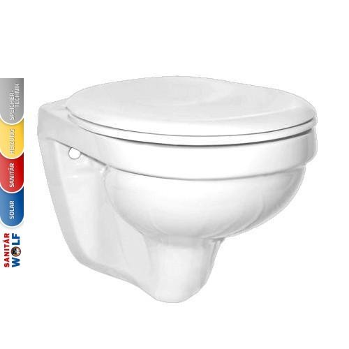 Wand WC Tiefspüler pergamon, Gustavsberg