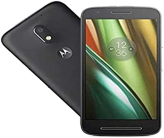 """Smartphone Moto E3 Power Preto XT1706 dual SIM 5"""" telefone inteligente com 2GB de RAM, 16GB ROM"""