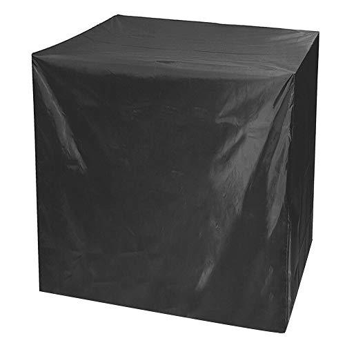 JooDaa Neue Tischtennistische Tischtennisplatte im Freien Staubschutz Ping Pong Staubdicht Wasserdicht Tischbezug schwarz 210D wasserdicht