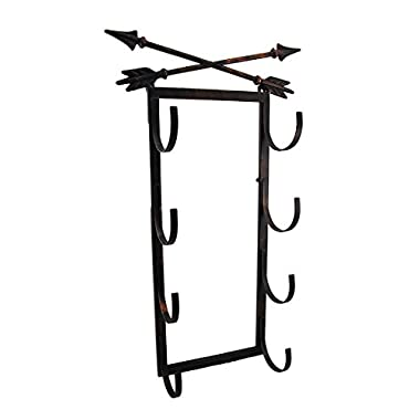 Arrow Western Towel Rack
