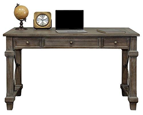 Martin Furniture Writing Desk, Weathered Dove