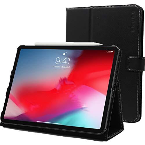 Snugg - Zubehör für Tablets in Schwärzeste Schwarz, Größe iPad Pro 11